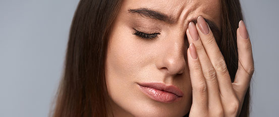 Link between poor sleep and TMJ & Facial pain